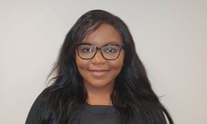 Onwa Wonci, 24, accounts coordinator, Basingstoke