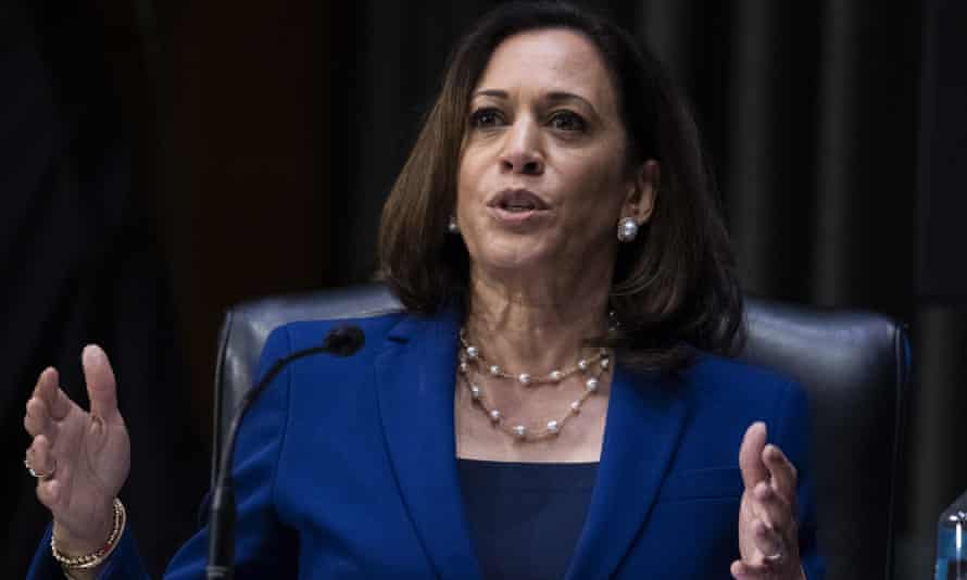 Senator Kamala Harris called the operation 'a waste of taxpayer dollars'.