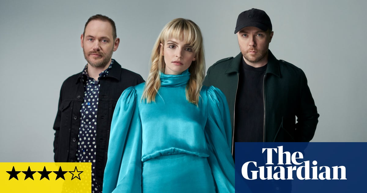 Chvrches: Screen Violence review – full of fighting spirit