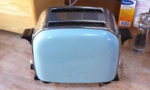 This 1960s Morphy Richards toaster is still making great toast for Will Robert.