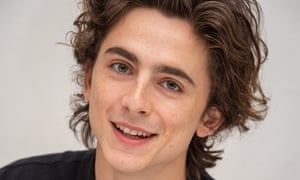 Timothée Chalamet will provide one of the starriest UK theatre moments of 2020.