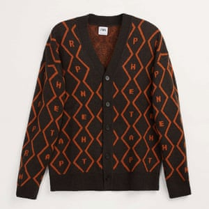 Choose from a rich earthy palette of knitwear to reinvigorate your wardrobe in a subtle way. Cardigan, £49.99, zara.com