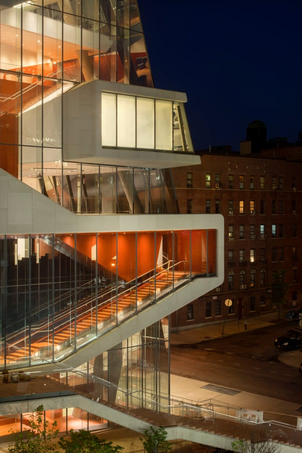 Roy and Diana Vagelos Education Center review – a theatrical medical
