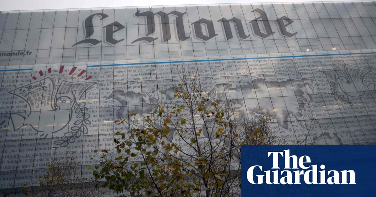Le Monde journalists warn of threat to editorial independence