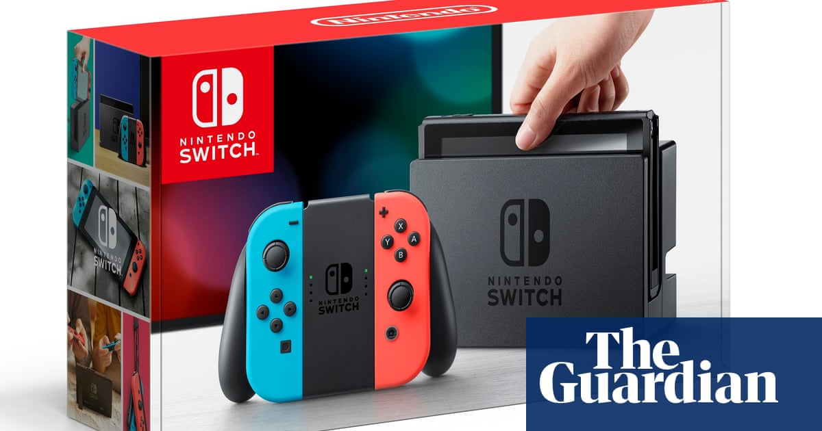 Can You Get Roblox On Nintendo Switch For Free Nintendo Switch Everything You Need To Know About The Console Nintendo Switch The Guardian