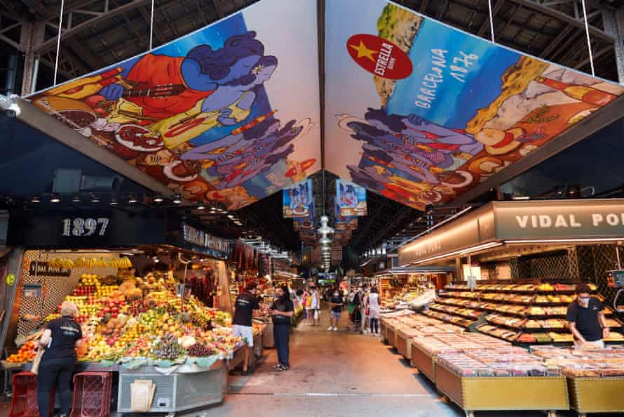 La Boqueria, one of Europe's finest food markets, has been lost to tourism.