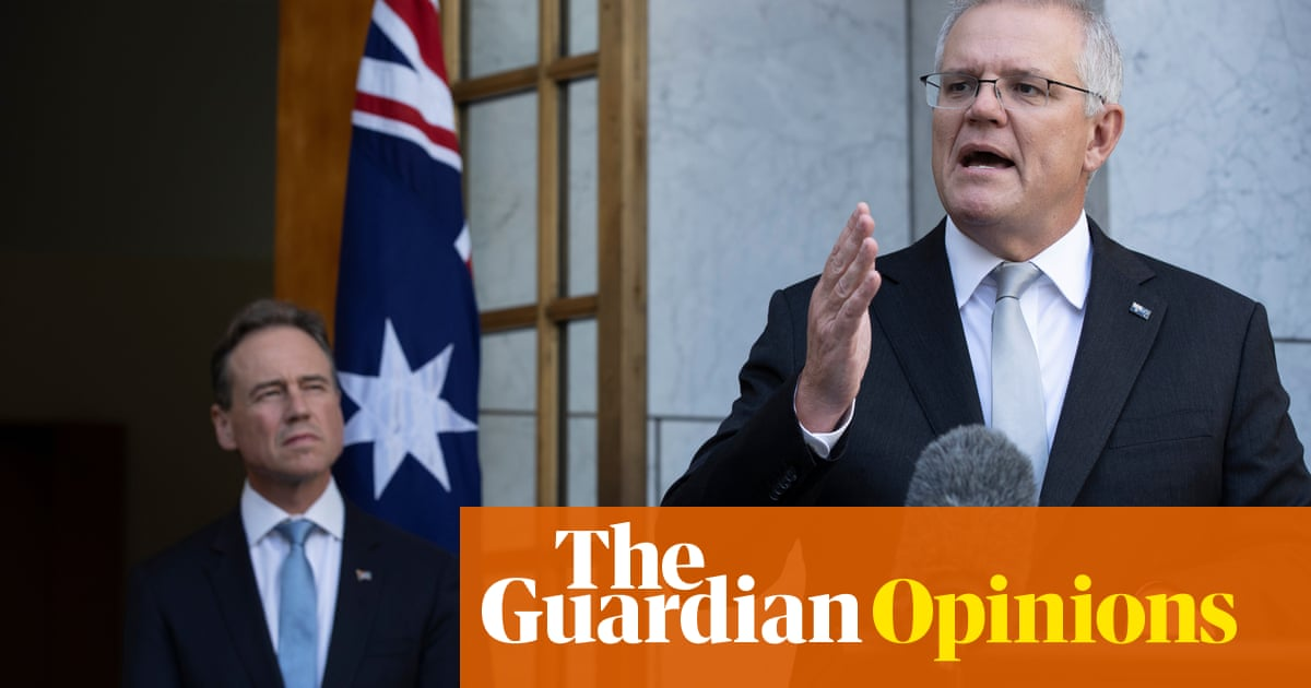 Scott Morrison was so keen to own a successful vaccine rollout he forgot the downside risk of overseeing a debacle