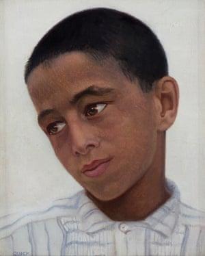 Ephebe - a Tunisian Boy