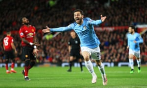 Bernardo Silva: 'The standout player in Manchester City's exceptionally gifted squad.'