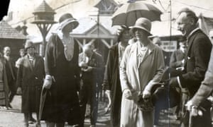 Princess Mary at the Chelsea Flower Show, London, 21 May 1929.