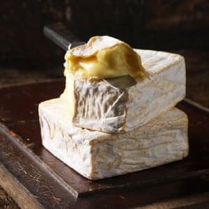 Sharpham cheese.