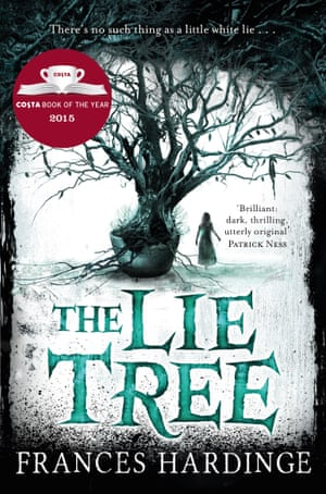 The Lie Tree by Frances Hardinge (Macmillan Children's Books)