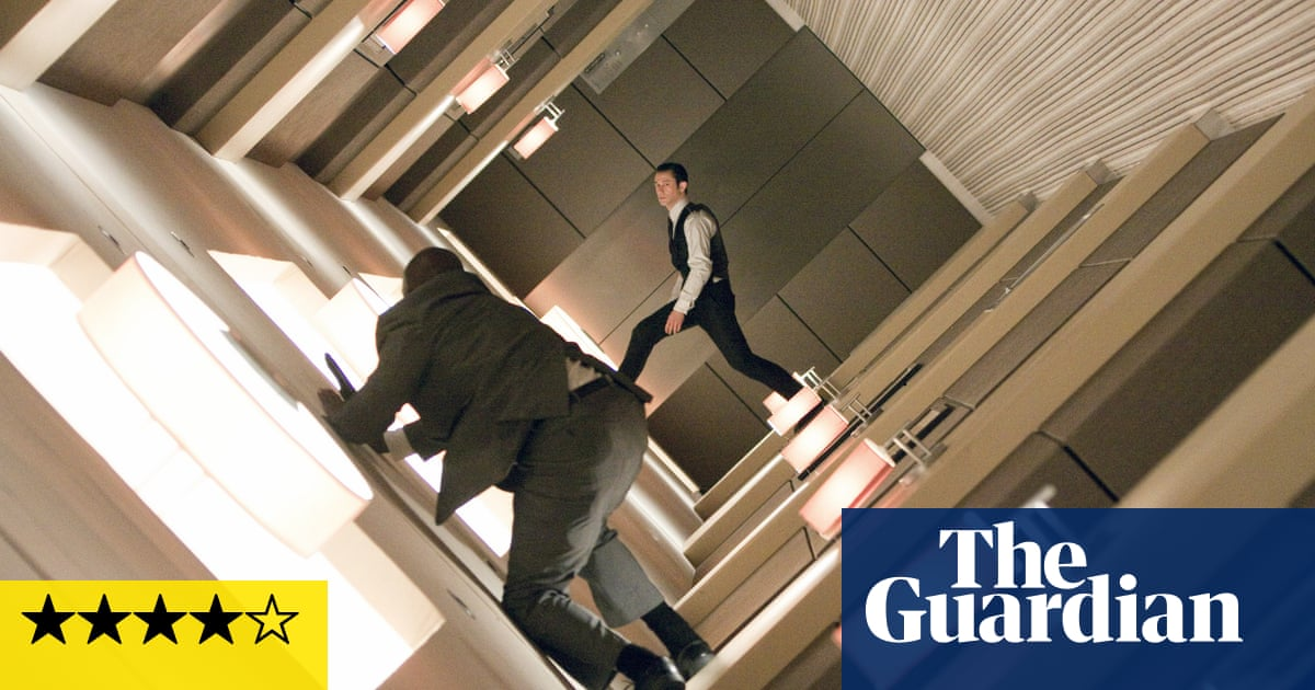 Inception review – the virtual reinvention of virtual reality