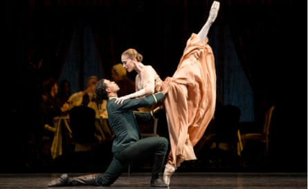 Peter Farmer was responsible for set and costume design for Winter Dreams at the Royal Opera House, London, October 2010. Farmer had first worked on this production with Kenneth MacMillan in 1991.