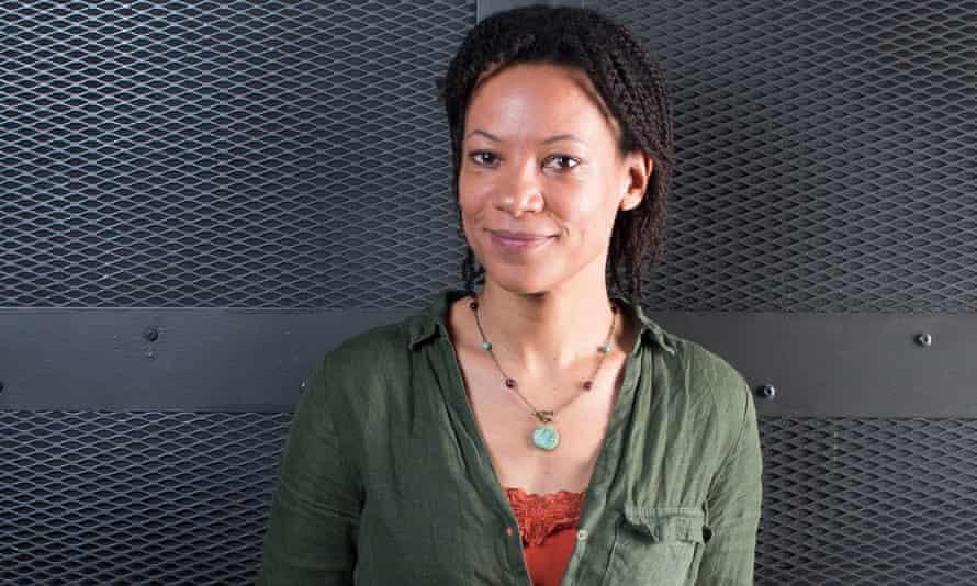 Nina Sosanya: 'I must be drawing on my own experience.'