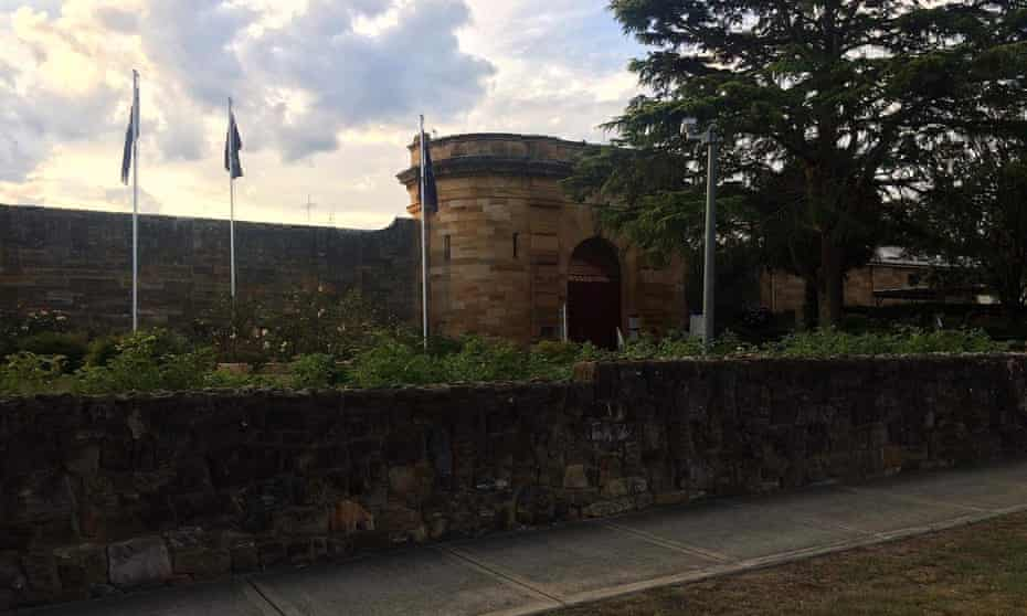 Berrima Jail in Berrima, New South Wales