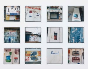 Zoe Leonard Analogue. 1998–2009. 342 chromogenic color prints (fifteen shown) and 70 gelatin silver prints (one shown). Each: 11 x 11 in. (27.9 x 27.9 cm). The Museum of Modern Art, New York. Acquired through the generosity of The Contemporary Arts Council of The Museum of Modern Art, the Fund for the Twenty-First Century, The Modern Women's Fund, and Carol Appel, 2013. © 2015 Zoe Leonard MoMA Photo