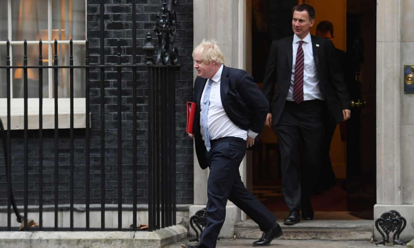Tories choose Ken Doll as Mr Blobby's hustings warm-up act