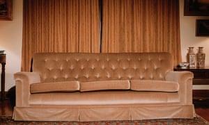 ominous sofa