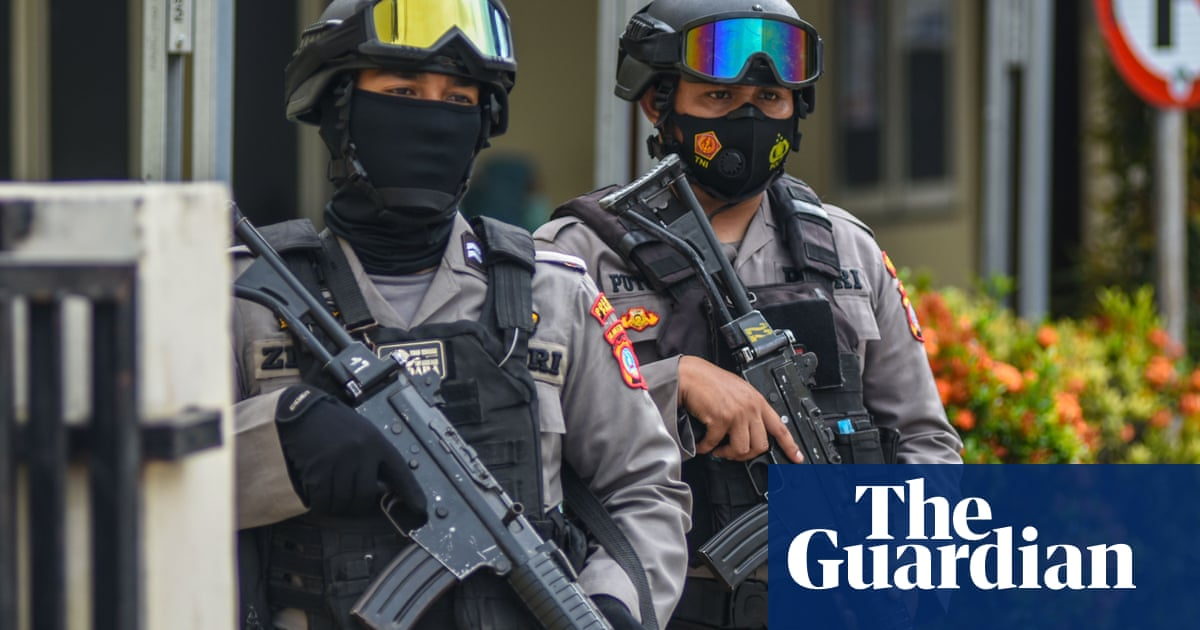 Islamic State affiliate leader killed in raid, says Indonesian military