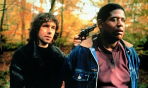 Stephen Rea, left, and Forest Whitaker in The Crying Game, 1§992.