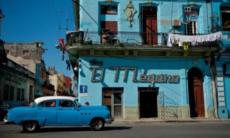 Quiet docks, empty streets … Cubans count the cost as tourists stay away