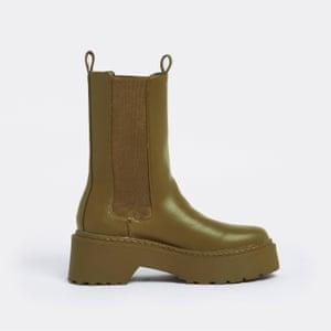 Khaki, £50, riverisland.com