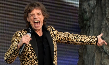 Sir Mick Jagger becomes a father