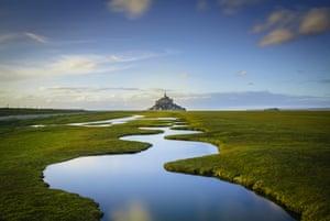 Overall winner Mont Saint-Michel by Daniel Burton