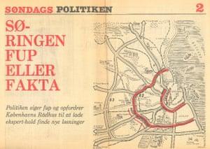Politiken newspaper Denmark