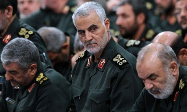 Maj Gen Qassem Suleimani