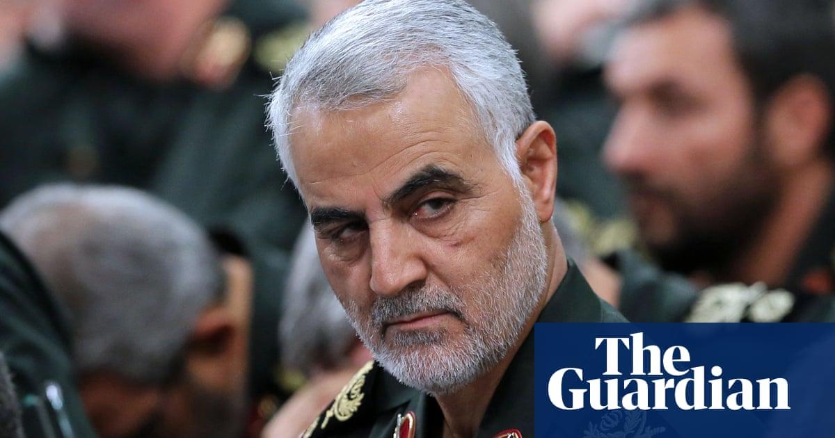 Iran issues arrest warrant for Donald Trump over Qassem Suleimani killing