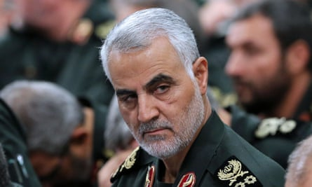 The death of Qassem Suleimani led to retaliatory action by Iran on US targets in Iraq.