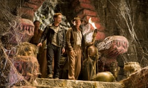 Indiana Jones arrives in the Kingdom of the Crystal skull to find the lidar team has already arrived. Sadness ensues.