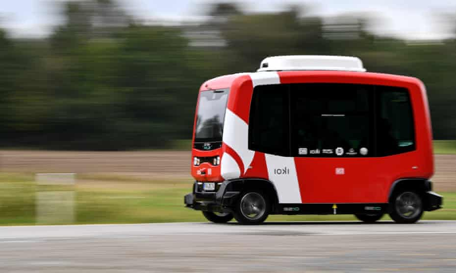 Imagine if you could use an app to page a minibus that was run by the city, licensed, safe, paying a living wage and not mining your data.