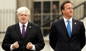 Image result for boris johnson and david cameron