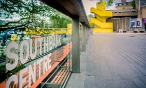 The Southbank Centre says it must install measures to lower its cost base and develop new ways of operating.