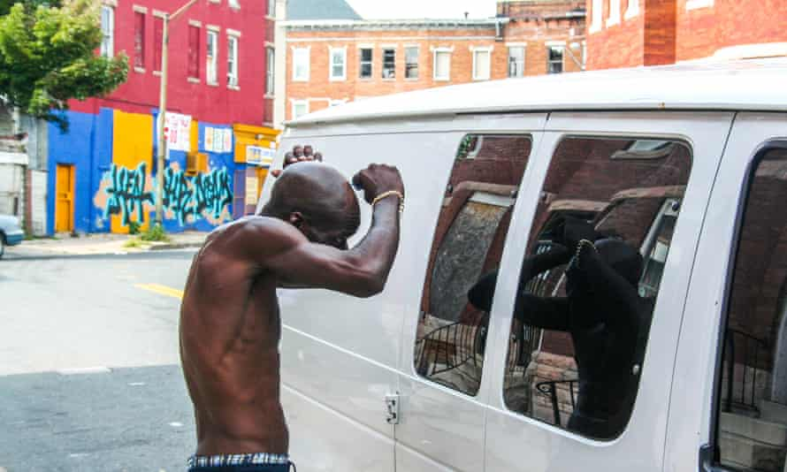 Pictures taken on the streets of Baltimore by Shaun Young.