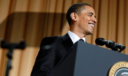 Obama has topped the survey for 10 straight years, since 2008 when he was first elected to the White House.