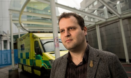 Adam Kay: 'I wanted the book to be more accurate but my publisher didn't want me to go to prison.'