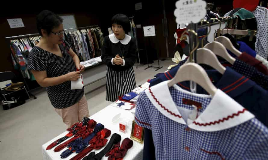 A fall in private consumption and exports contributed to Japan's shrinking economy between April and June.