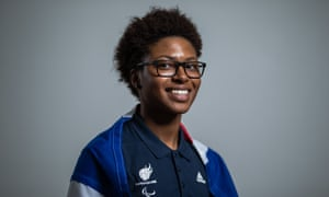 Kare Adenegan shattered theT34 100m world record during the Anniversary Games last weekend.