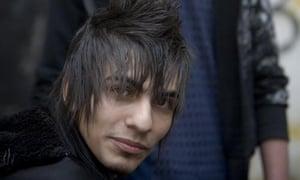 A hair cut from 2009