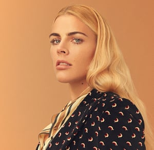 Busy Philipps shot for OM