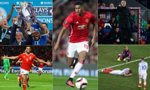 The year in football: highs and lows of 2016 – from