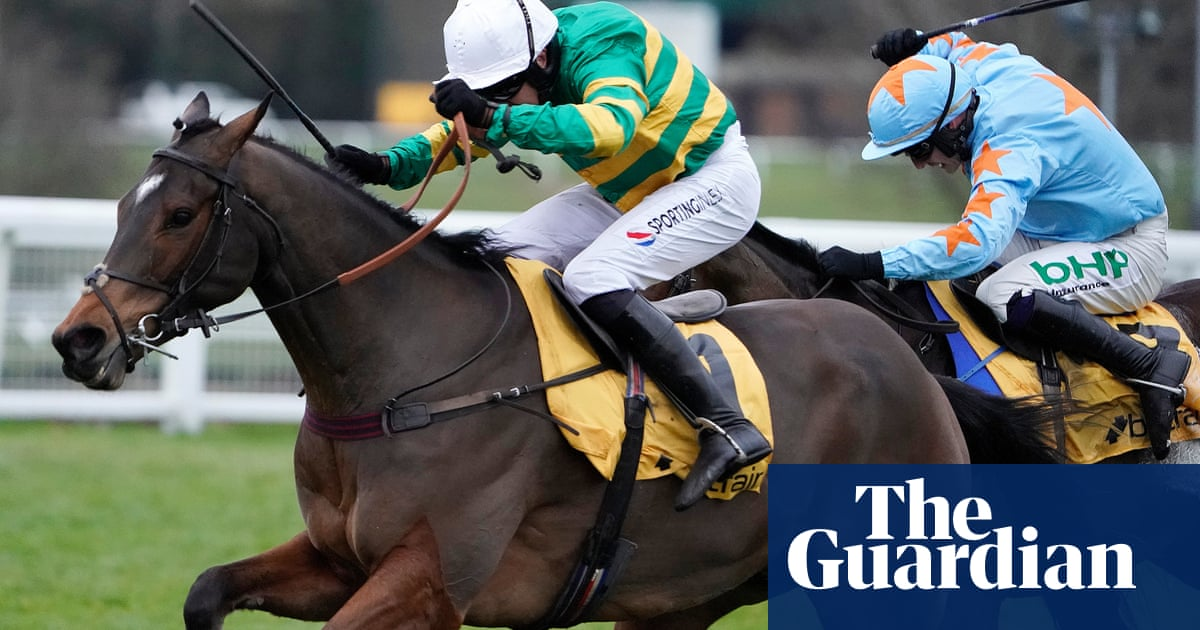 Talking Horses: Defi Du Seuil can win Ascot reunion with Un De Sceaux