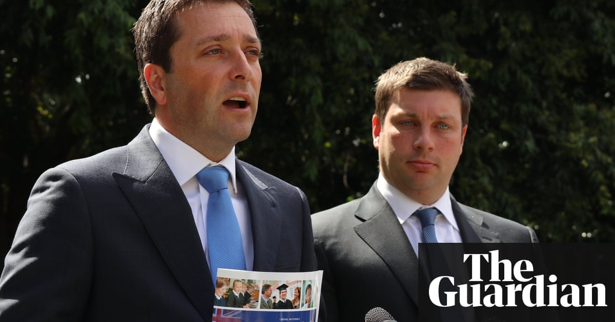 Victorian opposition vows to scrap Safe Schools and teach 'western' principles
