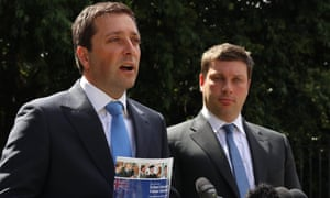 Matthew Guy and Tim Smith