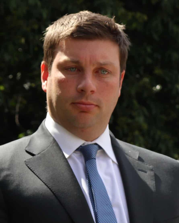 Victorian Liberal MP Tim Smith
