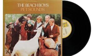 Beach Boys Pet Sounds album